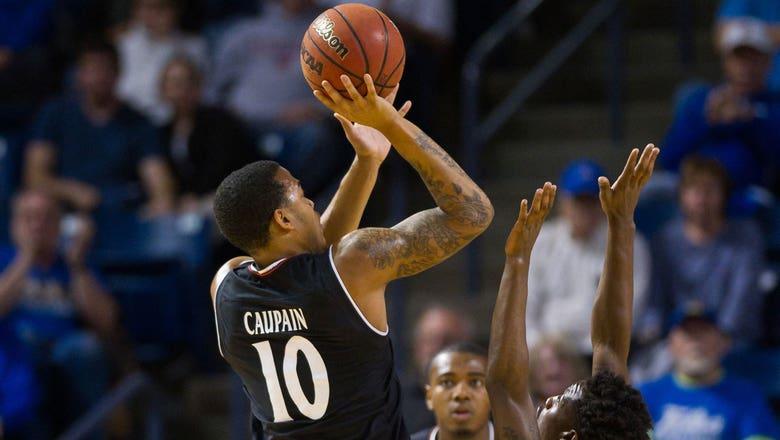 Caupain comes up big for No. 14 Cincinnati