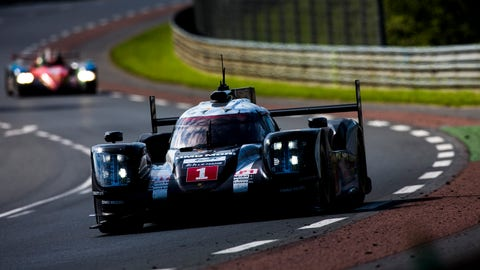 Toyota expands to three cars for 2017 Le Mans 24 Hours