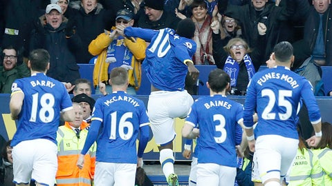 Saturday: Middlesbrough vs. Everton