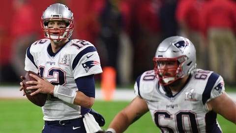 First QB with three Super Bowl fourth-quarter comebacks