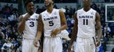 Bluiett, playing through sprained ankle, again leads Xavier to win