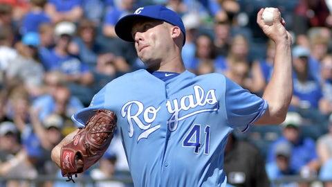 Royals: Danny Duffy