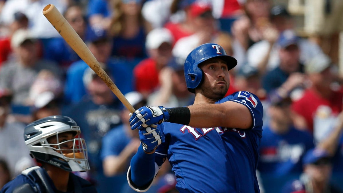 Joey Gallo is hitting a lot of home runs, but not for average.