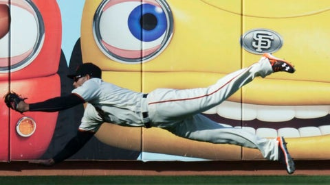 Giants: Who will play left field?