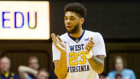 West Virginia: No. 4 seed in West