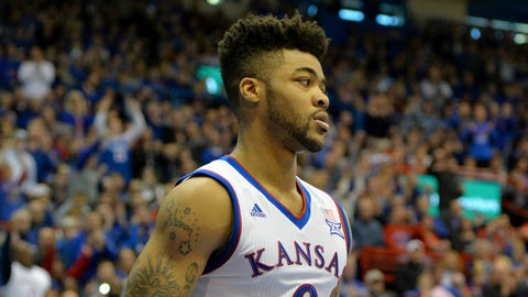 Kansas: No. 1 seed in Midwest