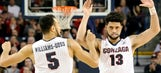 NCAA Tournament selection committee reveals its early top 16 seeds