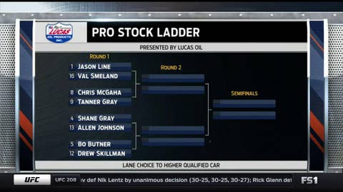 Pro Stock - Left Side