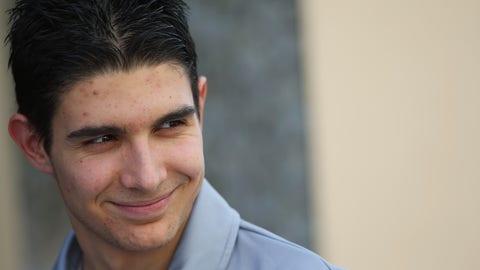 Esteban Ocon - $185,000