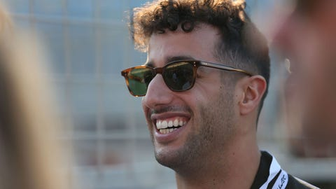 Daniel Ricciardo - $6.5 million (plus bonuses)