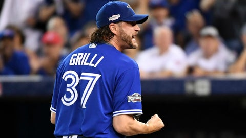 Toronto Blue Jays: Jason Grilli, RP (40)