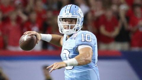 North Carolina QB Mitchell Trubisky: Matt Stafford, Lions
