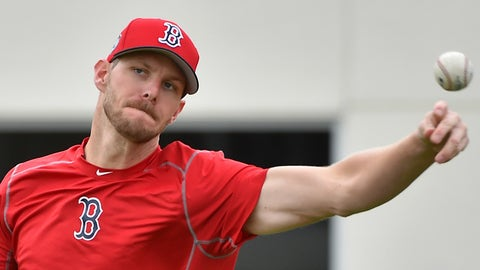 Chris Sale - SP