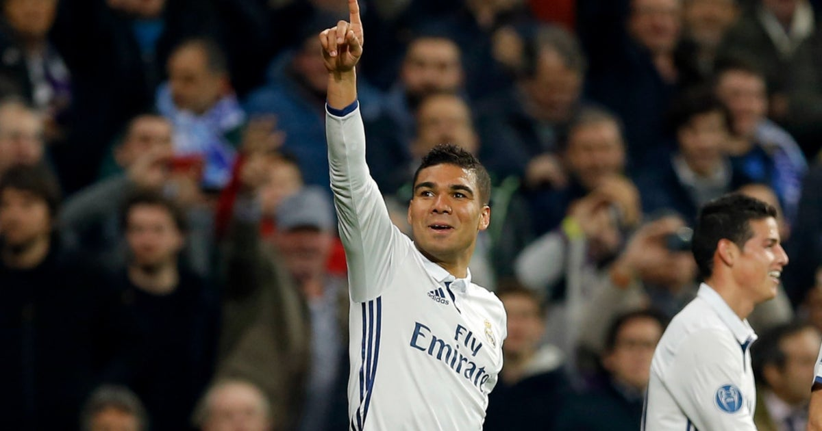 Casemiro on otherworldly volley: 'I wanted to smash it' for Real Madrid fansCasemiro - Gander Newfoundland And Labrador - Marca - Midfielder - Pepe Reina - Real Madrid CF - SSC Napoli - UEFA Champions League