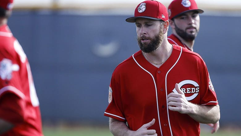 Reds pick newcomer to start on Opening Day