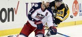 Blue Jackets face off with Penguins in key division battle