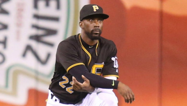 Andrew McCutchen admits he was upset when told he was moving to right field