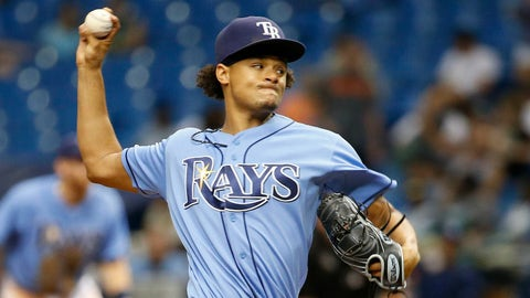 Chris Archer -- Tampa Bay Rays