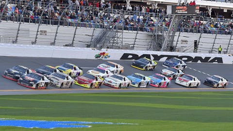 The 2017 ARCA Racing Series kicks off this weekend from Daytona International Speedway. (Photo: Jasen Vinlove/USA TODAY Sports)