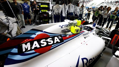 Williams Martini Racing finished fifth in the 2016 constructors' standings. (Photo: Glenn Dunbar/LAT Photographic)