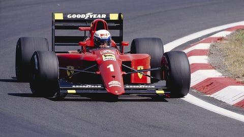 9. Ferrari 641