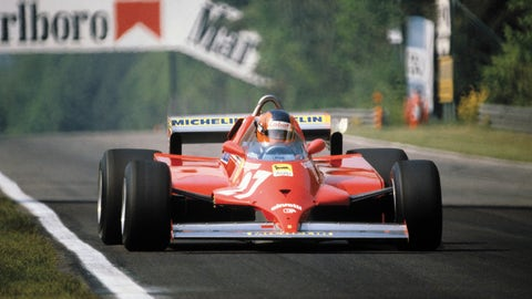 7. Ferrari 126C