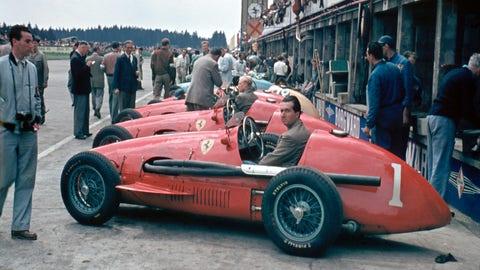 4. Ferrari 500