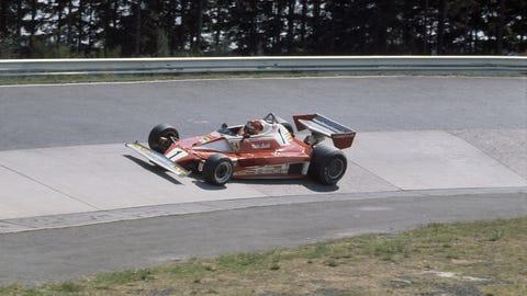 2. Ferrari 312T