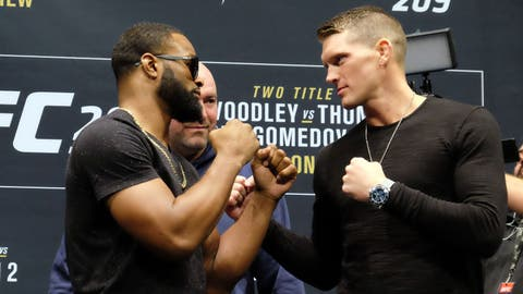 The welterweight division (loser)