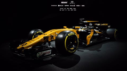 Renault second F1 team to launch 2017 vehicle: Big surprise announced