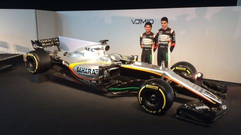 Photo: Sahara Force India