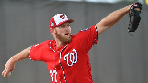 Stephen Strasburg -- Washington Nationals
