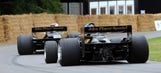 Check out that rear end: Evolution of F1 cars