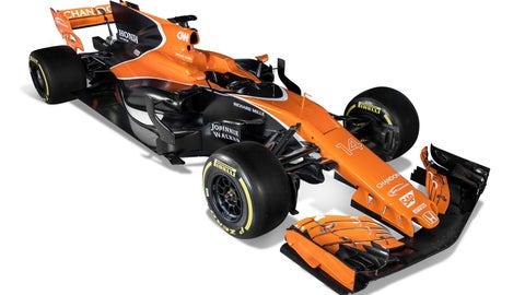 Photo: McLaren F1 team