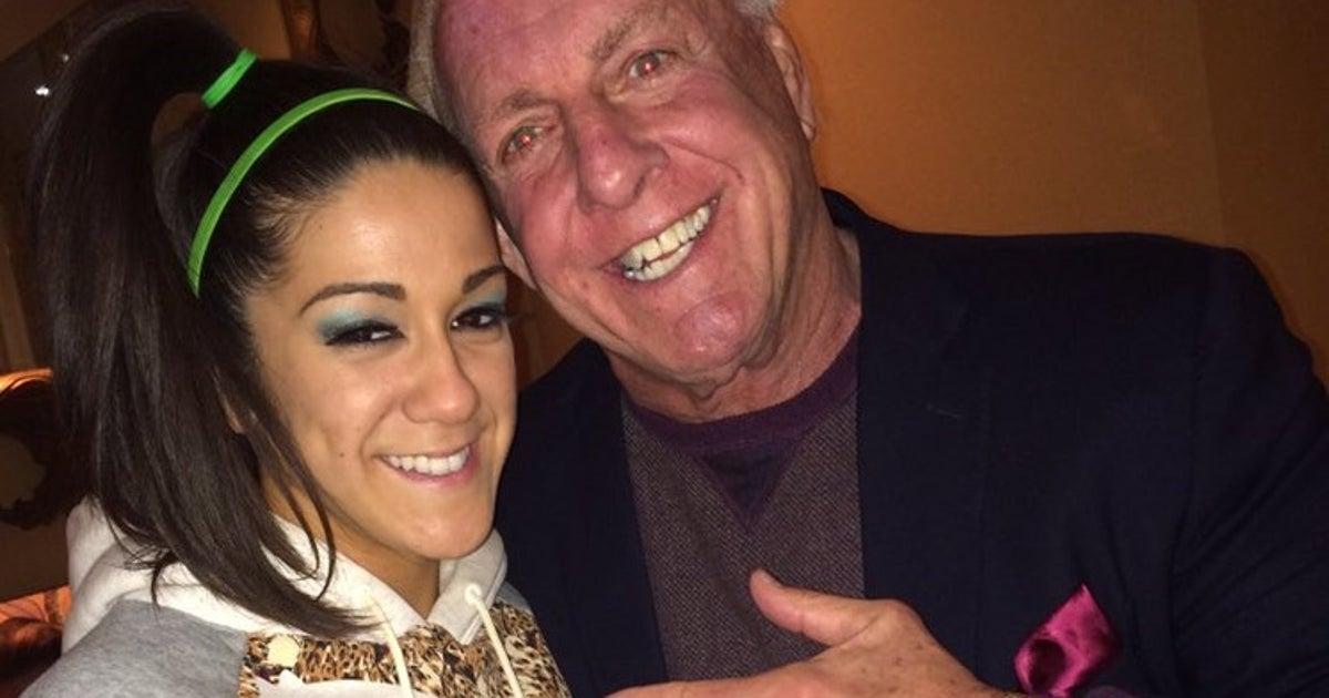 Raw Women S Champ Bayley Trolls Charlotte Wishes Ric