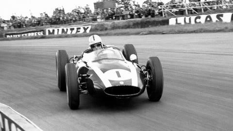 1960: Cooper T53