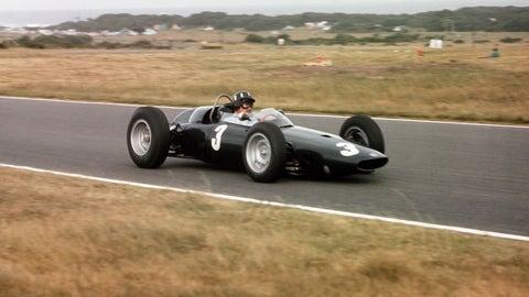 1962: BRM P57
