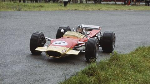 1968: Lotus 49B