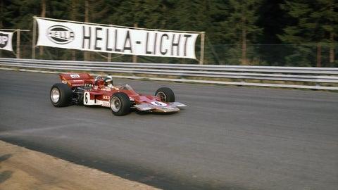 1970: Lotus 72C