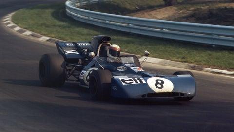 1971: Tyrrell 003
