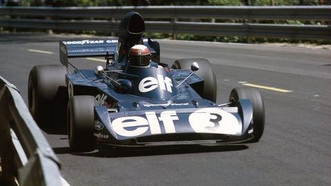 1973: Tyrrell 006