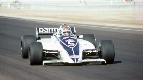 1981: Brabham BT49C
