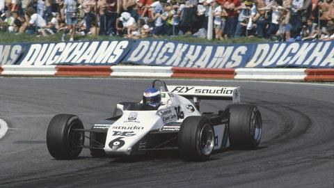 1982: Williams FW08