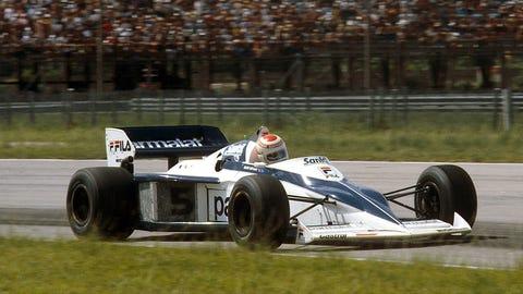 1983: Brabham BT52