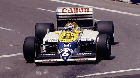 1987: Williams FW11B