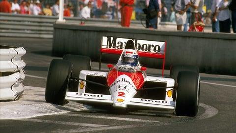 1989: McLaren MP4/5
