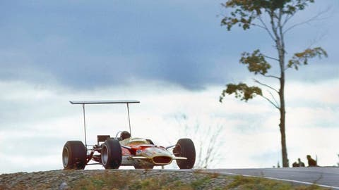 First F1 start