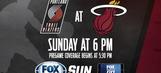 Portland Trail Blazers at Miami Heat game preview