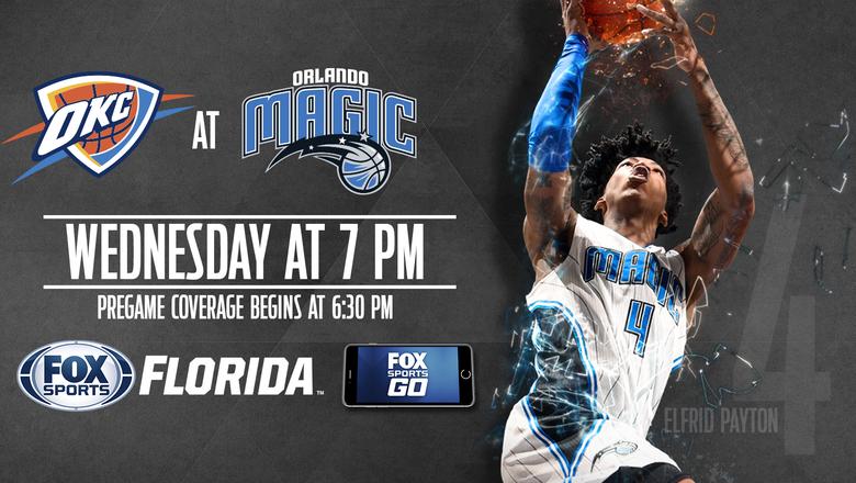 Oklahoma City Thunder at Orlando Magic game preview
