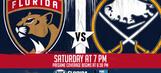 Buffalo Sabres at Florida Panthers game preview